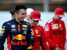 Horner thinks Albon still has potential to be a Red Bull driver next season