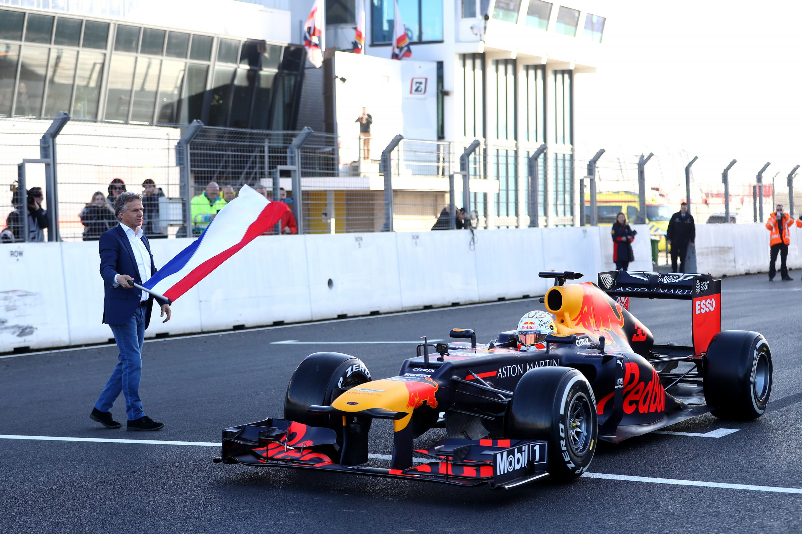 Verstappen: No Dutch GP 'without a vaccine'