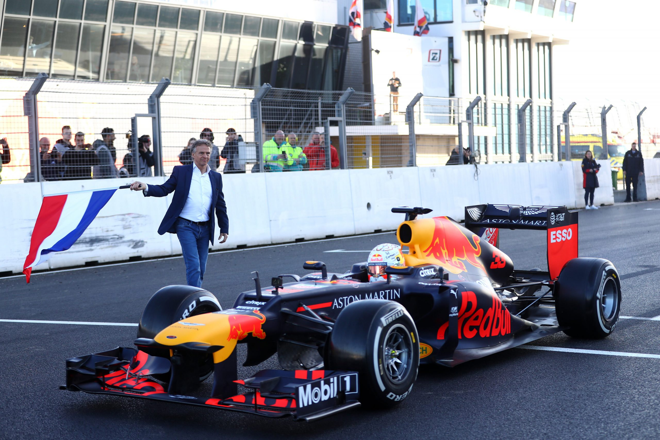 Dutch GP nervous about 2021 'ghost race'