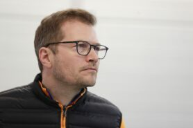 Seidl says change to Mercedes power on schedule for McLaren