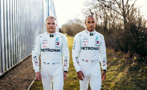 Guess the Grand Prix with Bottas & Hamilton!