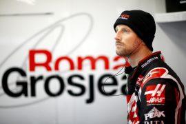 Romain Grosjean Testing Week 1 Day 2 Recap
