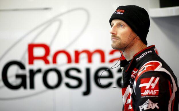 Teammates say Grosjean 'incredible' on fast lap