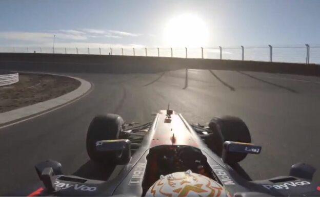 Designer says Zandvoort not accurate in F1 game