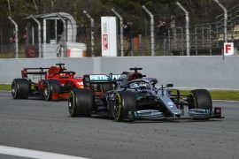 Analysis: Mercedes three tenths ahead of Red Bull?