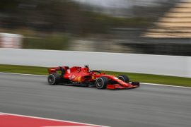 Ferrari working on 20hp boost for Austria