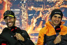 Peter Windsor: Sainz 2 Ferrari & Ricciardo 2 McLaren - Wow!