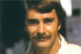Nigel Mansell, Austrian F1 GP (1981)