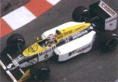 Nelson Piquet, Williams Honda FW12, Monaco GP (1987)