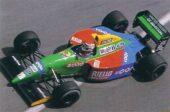 Nelson Piquet, Benneton B190 Ford, Monaco (1990)