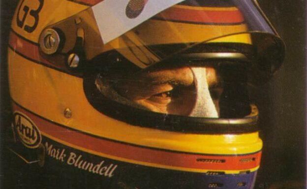 Mark Blundell Spain 1991