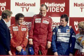 Son of Lauda says history repeats in Hamilton VS Verstappen