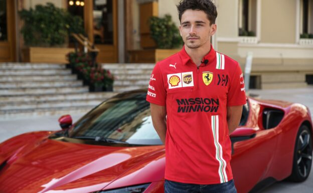 Leclerc questions F1 2020 game's driver rankings