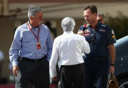 Ecclestone likes to see the new sprint race idea to be used