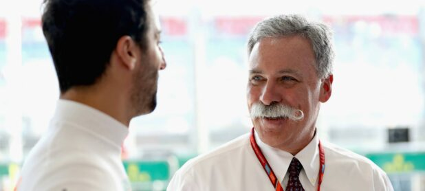 Chase Carey 2020 Beyond the Grid podcast