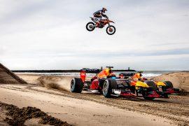 Verstappen takes Albon on Road Trip to Zandvoort