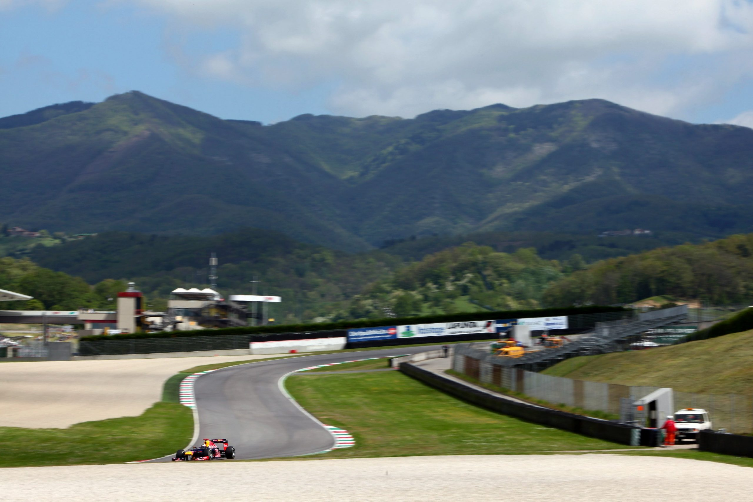 'Old school' Mugello to be F1's 1000th race?