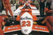 Bruno Giacomelli: Wiki info, F1 Career Stats & Facts Profile