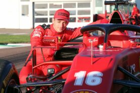 Leclerc admits 2020 victory will be 'difficult'