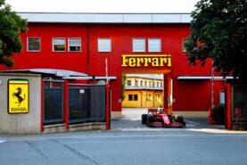 Steiner confident for next year after his Maranello visit