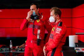 Vettel: No 'quantum leaps' for Aston Martin in 2021