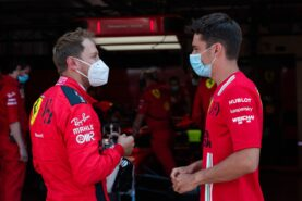 Domenicali thinks Vettel will 'behave' in 2020