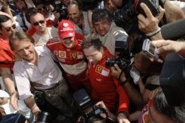 Todt admits to seeing Schumacher regularly