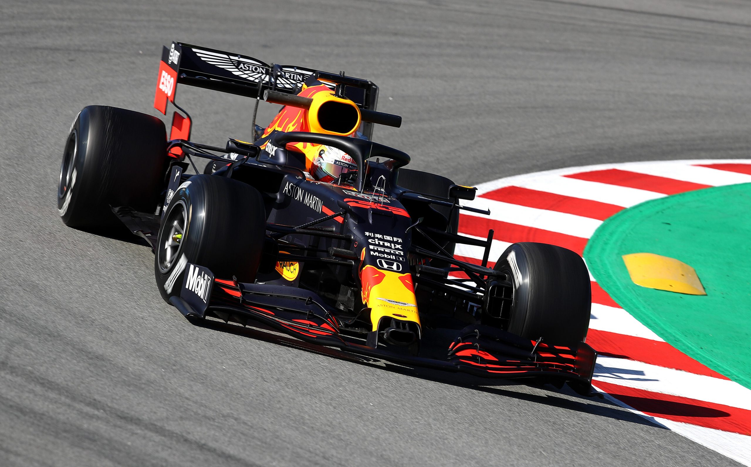 Red Bull Taking Different Package To Austria