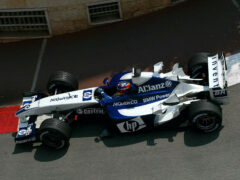 WilliamsF1's TOP 10 by Jonathan Williams - No. 2