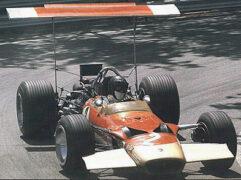 Jochen Rindt Lotus 48B 1969