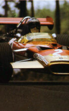 Jochen Rindt Lotus 49B German GP 1969