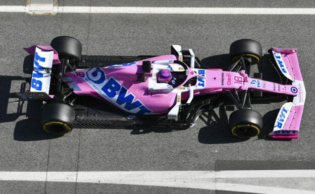 Vettel & Alonso eye 'pink Mercedes' for 2021?