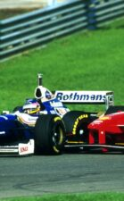 WilliamsF1's TOP 10 by Jonathan Williams - No. 1