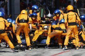 Meet Lando's Crew at McLaren