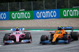 Fascinating battle between Aston Martin and McLaren this season?