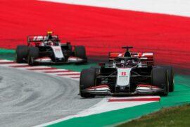 Steiner admits Ferrari 'engine power' an issue
