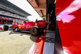 Ferrari admits 'B' Ferrari car in the works
