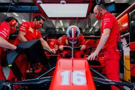 Vettel & Leclerc 2020 British Grand Prix Preview