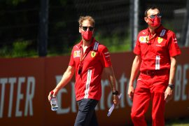 Vettel shocked Ferrari never send an offer to continue