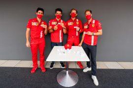 Ferrari's Austrian GP - Hourglass Challenge