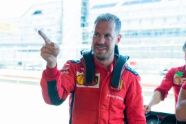 FIA says no to 'young driver' test for Vettel & Sainz