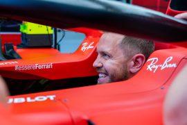 Szafnauer not denying Vettel rumours