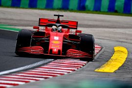 Second Free F1 Practice Results 2020 Hungarian GP