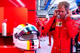 Vettel happy his last season with Ferrari now ends