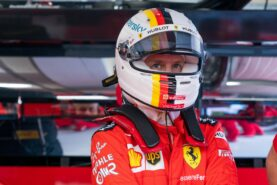 Vettel 'regrets' how Red Bull tenure ended