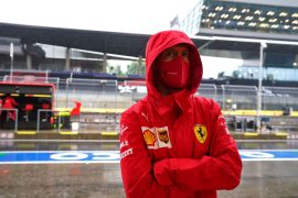 Racing Point says Vettel deal not already finished