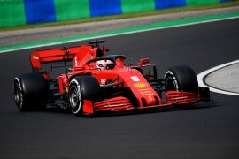 Mekies shows Ferrari changes for 2020 & beyond