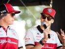 Giovinazzi says he must beat Raikkonen in 2020
