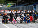 Hamilton to discuss kneeling routine with drivers at first GP