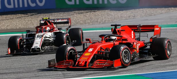 Berger: Vettel would have won in 2020 Racing Point